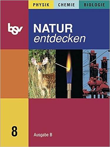 Natur entdecken 8