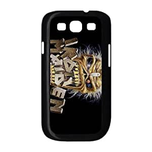 Iron Maiden funda Samsung Galaxy S3 9300 caja funda del teléfono celular del teléfono celular negro cubierta de la caja funda EEECBCAAL04254