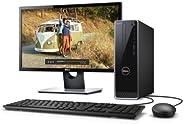 Computador Dell Inspiron INS-3470-A30M 9ª Geração Intel Core i7 8GB 2TB Windows 10 com Monitor 21,5