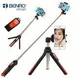 Best Selfie Handhelds - BENRO Handheld Tripod 3 in 1 Self-portrait Monopod Review