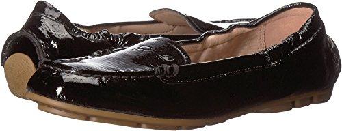 - Taryn Rose Women's Kristine Crinkled Patent Driving Style Loafer, Black, 6 M M US