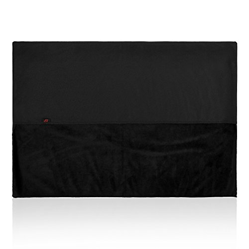 Lightning Power - Premium Protective Dust Screen Cover Sleeve with inner soft lining for Apple iMac (27 Inch, Black) by Lightning Power (Image #1)'