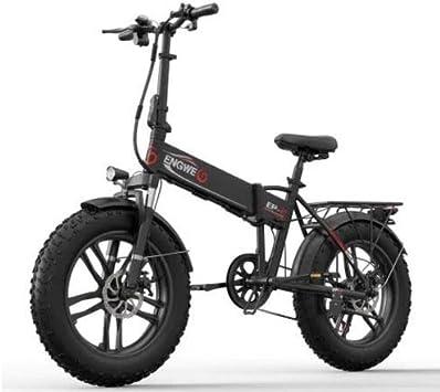 Bicicleta eléctrica ENGWE EP-2 Beach Fat Tire – Bicicleta ...