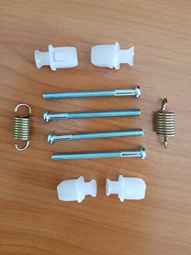 MotorStorex - Headlight Adjust screws set for Toyota Hilux 4Runner LN50 LN56 LN60 LN85 LN106 Pickup -