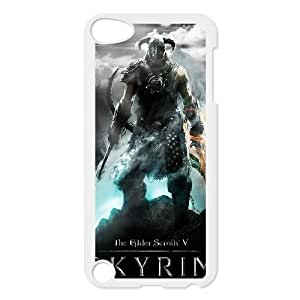 The Elder Scrolls V Skyrim iPod Touch 5 Case White yyfD-359833