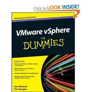 VMware vSphere For Dummies 2nd Second edition byKeegan
