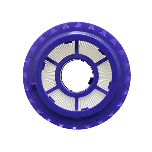 Runclean Post Filter & Pre Filter Kit For Dyson DC41,DC65,DC66 HEPA Compatible with Animal and Ball Vacuums Replacements