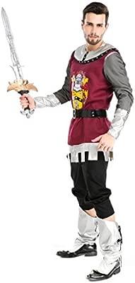 Ropa gladiador romano Caballero de Halloween uniformes ropa ...