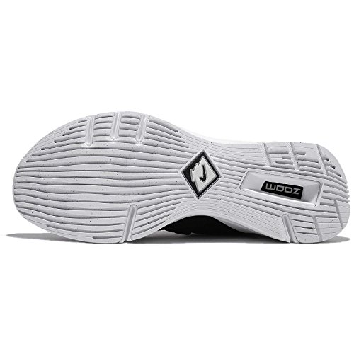 Nike Heren Lucht Zoom Rang, Zwart / Zwart-wit Zwart / Zwart-wit Grijs