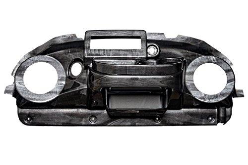 Precedent Car Club Dash (VIP PRDHGWEZIRT Club Car Precedent Dash (Greywood EZ Install Din Radio Cut Speaker Cut-Out 6.5 Inches))