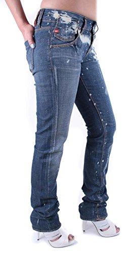 Jeans Sixty Azul Miss Mujer Eden 7tq0z