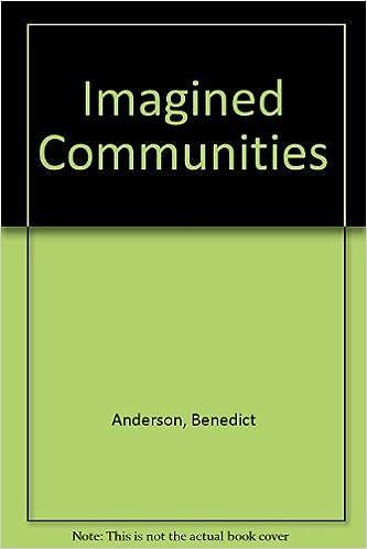 Imagined Communities Pdf
