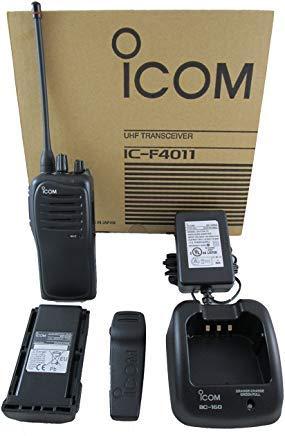 Icom IC-F4011-41-RC Two Way Radio (UHF)