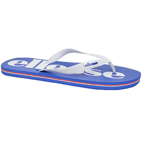 Blue Marcos ellesse Mens Flip Flops FUIq4