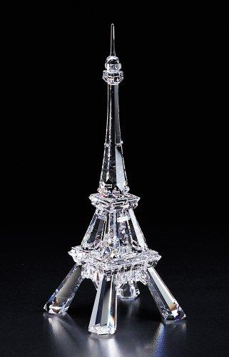 CRYSTAL WORLD Small Eiffel Tower