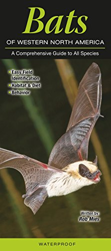 Species Bat (Bats of Western North American: A Comprehensive Guide to All Species)
