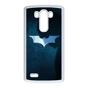 LG G3 Phone Case White Batman TYTH3786532