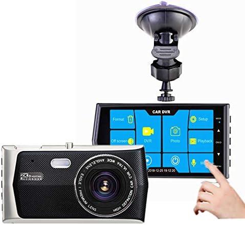 4インチダッシュライブチャット、170°の車のためのワイドアングルDashcams、フルHD 1080P車のダッシュカメラ、Gセンサー、駐車場モニター、ループ・レコーディング、モーション検出