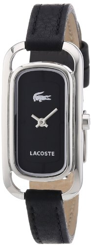 Lacoste Siena Leather - Black Women's watch #2000720
