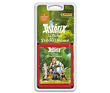 Panini 8 Pockets, Asterix - The Secret of Magic Potion, 2425-038