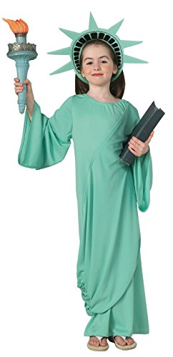 Statue Of Liberty Costumes Book - Rubie's Costume Children Statue of Liberty