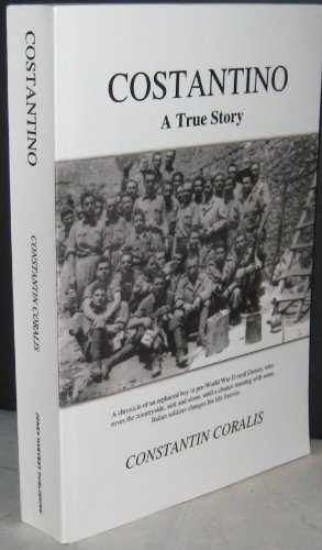 COSTANTINO: A True Story by CONSTANTIN CORALIS 2008