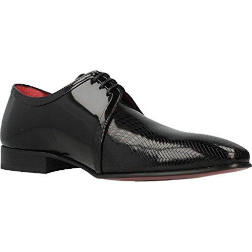 Angel Infantes Lacci Scarpe per Gli Uomini, Colore Nero, Marca, Modello Lacci Scarpe per Gli Uomini 07070A Nero nero