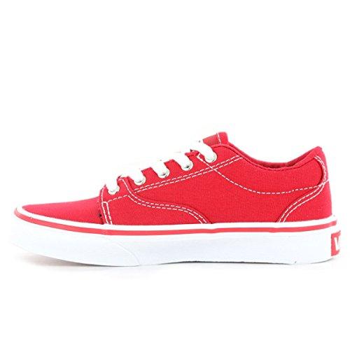 VANS - Fashion / Mode - Kress Kid - Rouge