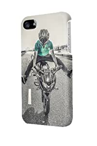 ip50158 Moto Spread Glossy Case Cover For Iphone 5/5S by Maris's Diary