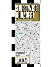 Streetwise Budapest Map