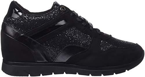 48289 negro Nero Negro Stivaletto Xti Pantofole A Donna PwpqRq6