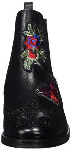 44 Boots Amelie Hamilton amp; Femme Black Schwarz Melvin Chelsea fxqtOAwap