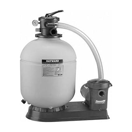 amazon com hayward s230t1580x15s proseries 23 inch 1 5 hp sand