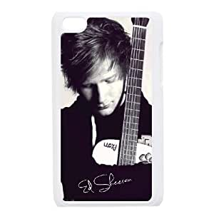 James-Bagg Phone case Singer Ed Sheeran Protective Case FOR IPod Touch 4th Style-4