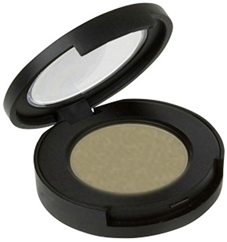 Mineral Eyeshadow - Olive Grey #96 - Formulation and Foundation of Natural Minerals/Powder - Shades/Magic Finish to Apply and Grace Your Face. By Jill Kirsh Color, Hollywood's Guru of Hue
