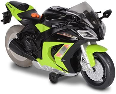 Toy State Road Rippers Motocicleta con luz, Sonido y música ...
