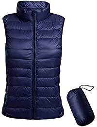 Women's Lightweight Waterproof Packable Down Jacket Outwear Puffer Down Coats