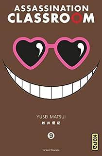 Assassination Classroom, tome 9 par Matsui