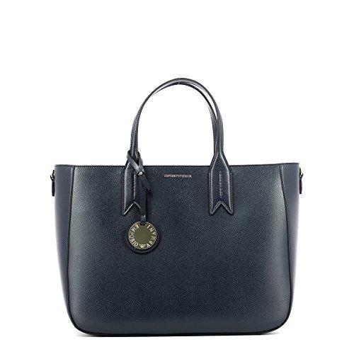 Frida textura Blu Nero Armani Emporio Notte bolsa negro zFnRqq6S