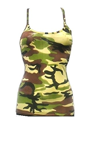[Mens Ladies Military Camo Army Khaki Royal Air Force Fancy Dress Pick & Mix (UK 12 (EUR 40), Camo Microfiber Vest)] (Maternity Fancy Dress Uk)