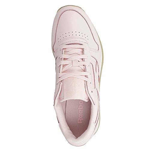Scarpe Reebok – Cl Leather Crepe Neutral Pop rosa/rosa/bianco formato: 40