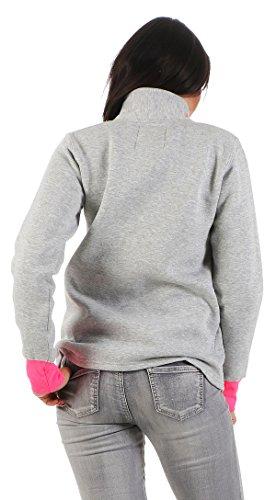 Miss 21 - Chaqueta - para mujer Grey Pink