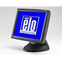 Elo Touch E048979 1528L IntelliTouch 15 Medical Desktop LCD Touchmonitor, Serial/USB Interface, Dark, NC/NR, Gray