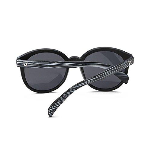 Aoligei Creux Fashion color Film hommes et femmes lunettes de soleil rétro jOrlJ