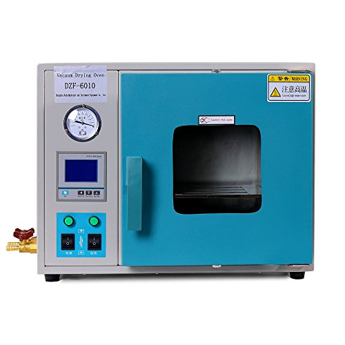 m Drying Oven 0.28cu ft 8L Stainless Steel Temperature Controlled Laboratory Extraction ()