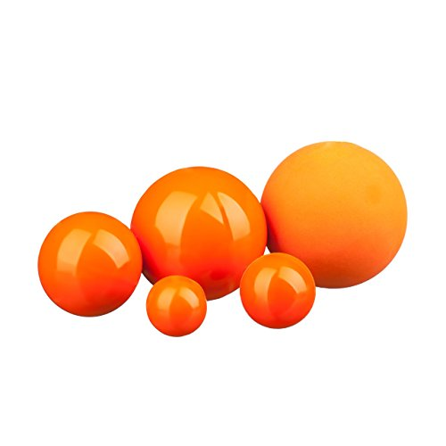 - Trigger Point Therapy Ball Set of 5 and an E-Book: Soma System Massage Therapy Ball Set for Deep Tissue Self-Massage, Myofascial Release and Yoga Therapy. Set of 5 with Mesh Bag.
