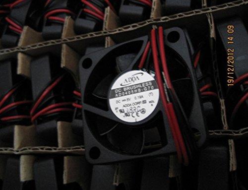 40x40x10mm AD0405HB-G70 5V 0.19A 2Wire DaHua DVR HDCVI Camera Fan