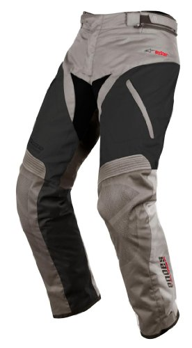 Alpinestars Andes Drystar Pants - Black /Gray - X-Large