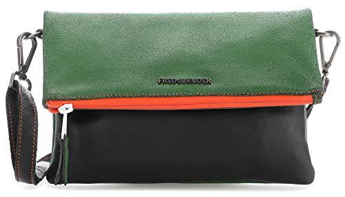 Velma Bandoulière Noir Sac vert Fredsbruder 5R3qj4AL