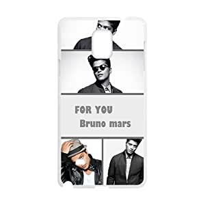 Bruno Mars Cell Phone Case for Samsung Galaxy Note4